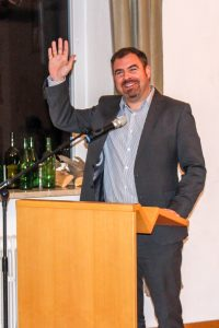 CSU-Kreisvorsitzender Florian Hahn MdB